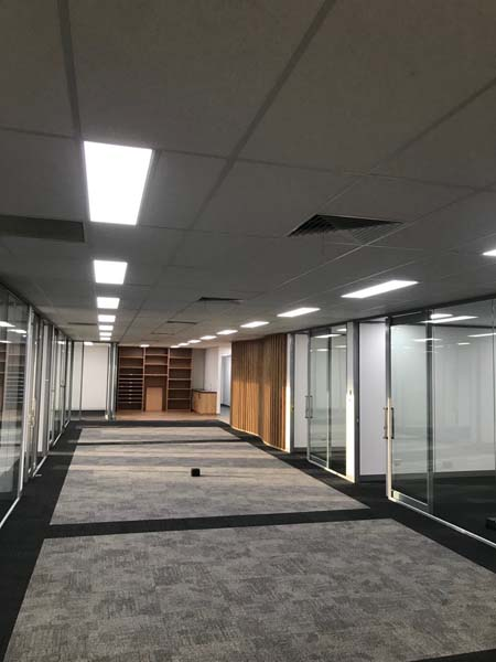 commercial-ainting-painted-hallway